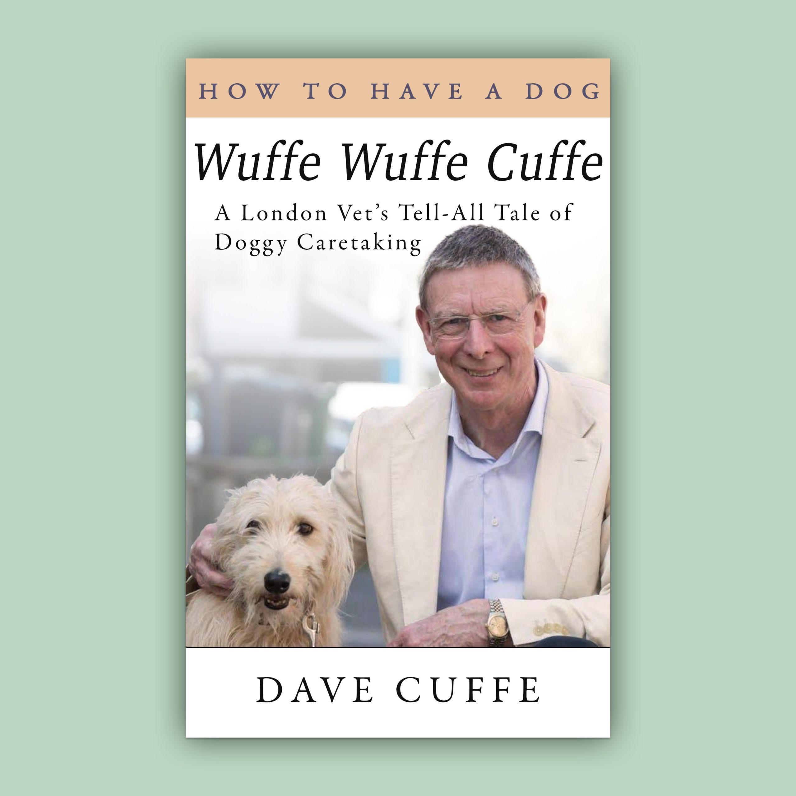 Author Spotlight: Dave Cuffe